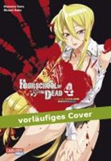 Highschool of the Dead Full Color Edition | Daisuke Sato |