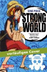 One Piece Strong World | Eiichiro Oda |