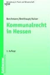 Kommunalrecht in Hessen