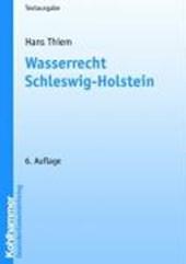 Wasserrecht Schleswig-Holstein