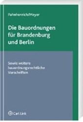 Die neuen Bauordnungen für Brandenburg und Berlin