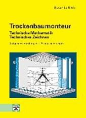 Trockenbaumonteur-Technische Mathematik, Technisches Zeichnen