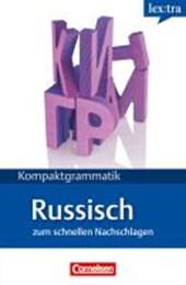Lextra Russisch A1-B1. Russische Grammatik. Lernerhandbuch