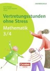 Vertretungsstunden ohne Stress Grundschule Mathematik