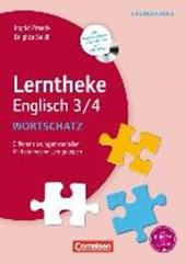 Lerntheke Grundschule Englisch: Wortschatz