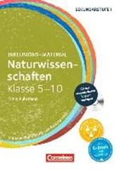 Inklusions-Material: Naturwissenschaften Klasse 5-10