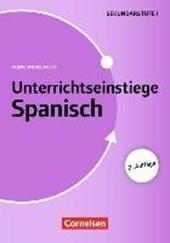 Unterrichtseinstieg Spanisch für die Klassen 7-10
