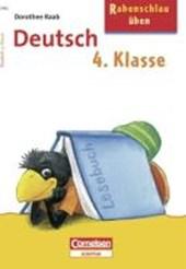 Rabenschlau üben. Deutsch. 4. Schuljahr