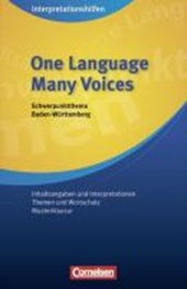 One Language, Many Voices