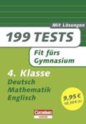 199 Tests. Fit fürs Gymnasium | Brigitte Seidl |