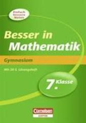 Besser in der Sekundarstufe I Mathematik 7. Schuljahr. Gymnasium