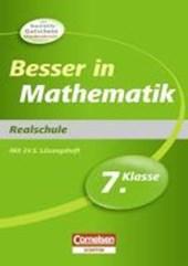Besser in der Sekundarstufe I Mathematik 7. Schuljahr. Realschule