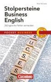 Stolpersteine Business English
