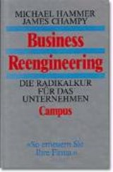 Business Reengineering | James Champy |