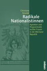 Radikale Nationalistinnen | Christiane Streubel |