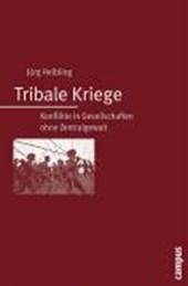 Tribale Kriege