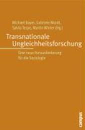 Transnationale Ungleichheitsforschung