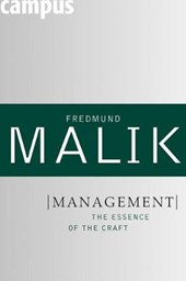 Management - The Essence of the Craft