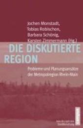 Die diskutierte Region