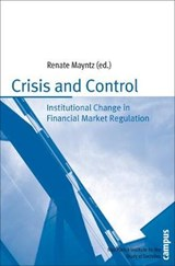 Crisis and Control | Renate Mayntz |