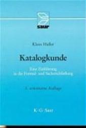 Katalogkunde