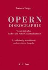 Opern-Diskographie