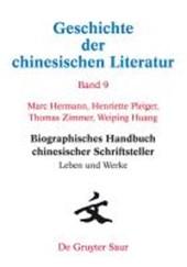 Biographisches Handbuch chinesischer Schriftsteller.  Leben und Werke
