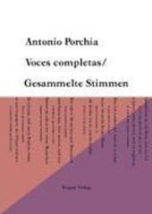 Voces Completas / Gesammelte Stimmen