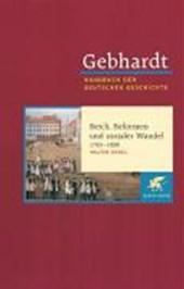 Reich, Reformen und sozialer Wandel 1763 -