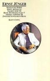 Tagebücher VII. Strahlungen V. Siebzig verweht III. 2. Supplement-Band