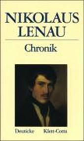 Lenau - Chronik 1802 - 1851