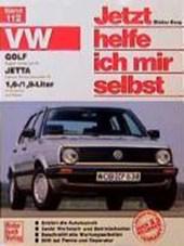 VW Golf II / Jetta ab August '83. VW Jetta ab Februar '84 1,6/1,8-Liter. Jetzt helfe ich mir selbst
