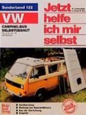VW Camping-Bus selbstgebaut. Typ 2 ab Juli 1979. Jetzt helfe ich mir selbst