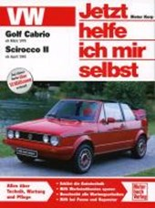 VW Golf Cabrio ab März '79 / Scirocco II ab April '81