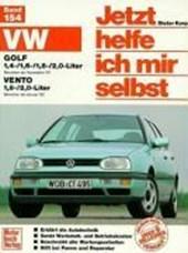 VW Golf 1,4-/1,6-/1,8-/2,0-Liter / VW Vento 1,8-/2,0-Liter. Jetzt helfe ich mir selbst