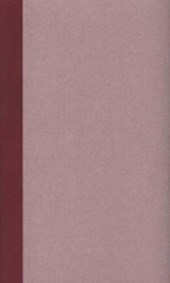 Werke und Briefe in vier Bänden (komplett). Lederausgabe