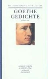 Gedichte 1756 -
