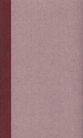 Sämtliche Werke in sieben Bänden