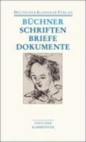 Dichtungen, Schriften, Briefe, Dokumente