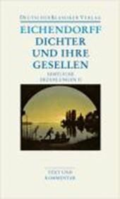 Sämtliche Erzählungen 2. Dichter und ihre Gesellen