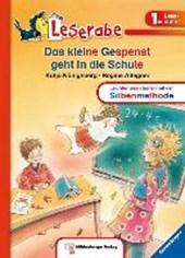 Leserabe -  Das kleine Gespenst geht in die Schule