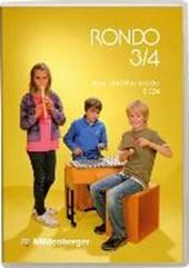 RONDO 3/4 - Neuausgabe - 5 Audio-CDs