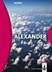 Alexander Schulatlas. Neukonzeption