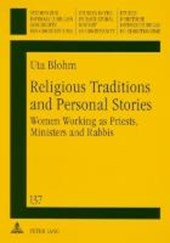 Religious Traditions and Personal Stories | Uta Blohm |