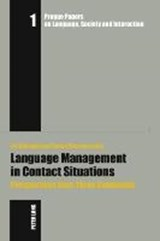Language Management in Contact Situations |  |
