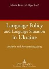 Language Policy and Language Situation in Ukraine |  |