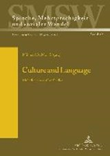 Culture and Language |  |
