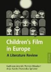 Children's Film in Europe