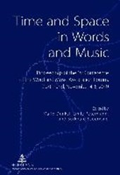 Time and Space in Words and Music |  |