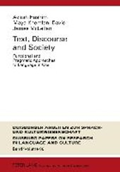 Text, Discourse and Society